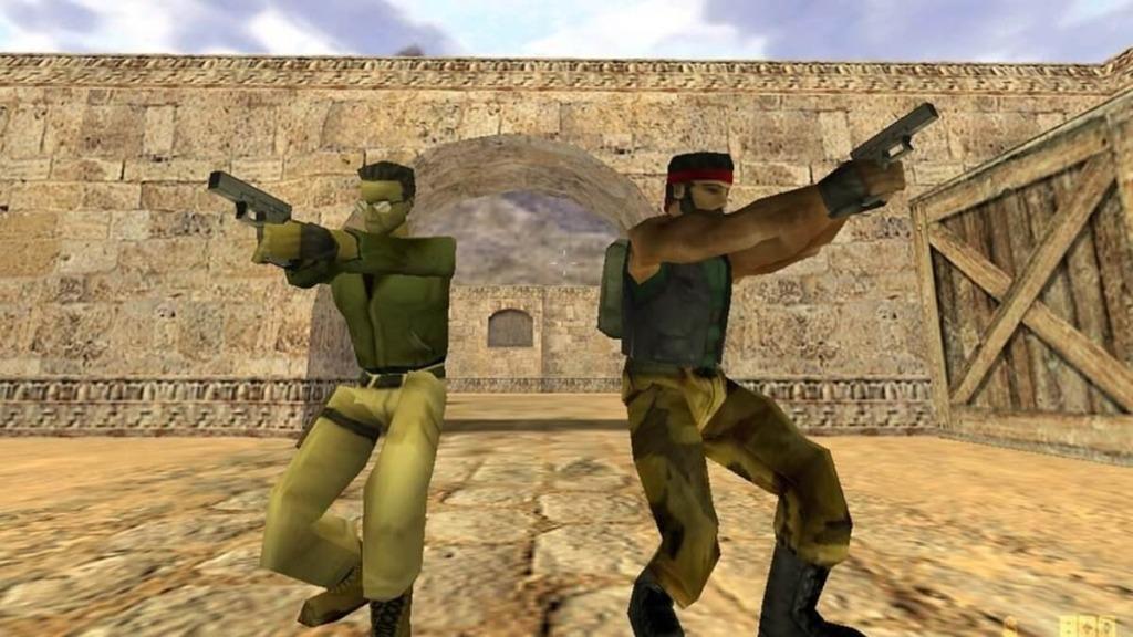 بازی Counter Strike 1.6 - کانتر 1.6