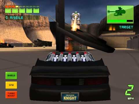 بازی Knight Rider 2