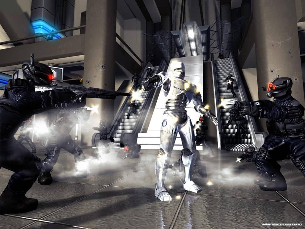 بازی RoboCop
