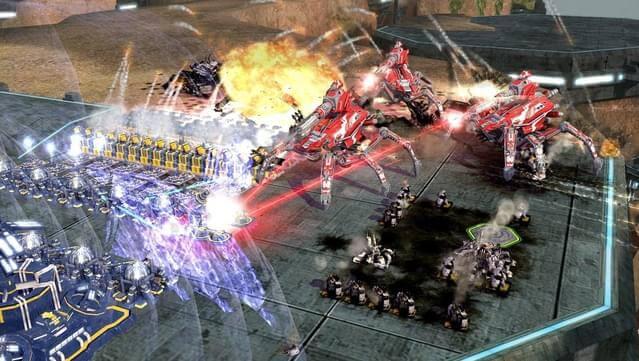 بازی Supreme Commander 2