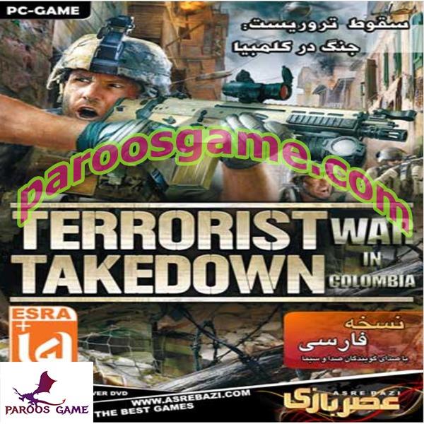 بازی Terrorist Takedown War in Colombia