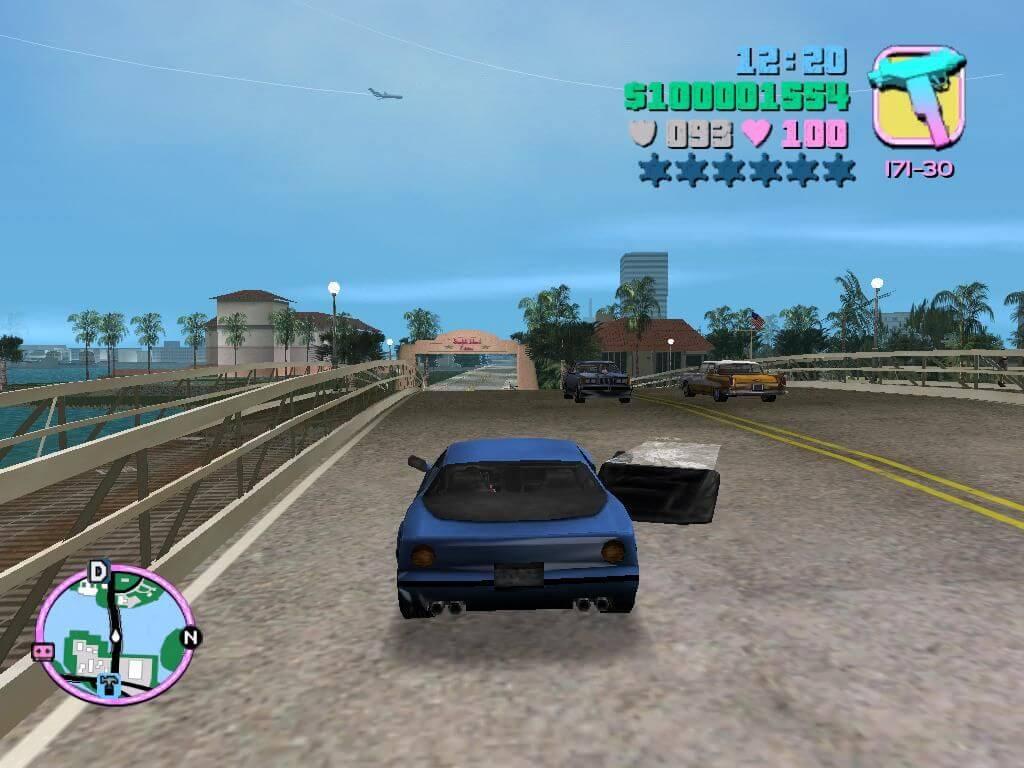 بازی Grand Theft Auto Vice City
