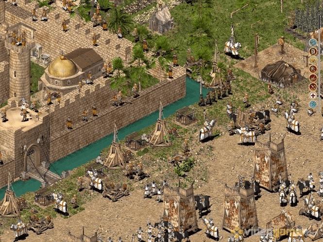 Stronghold 1 & Crusader